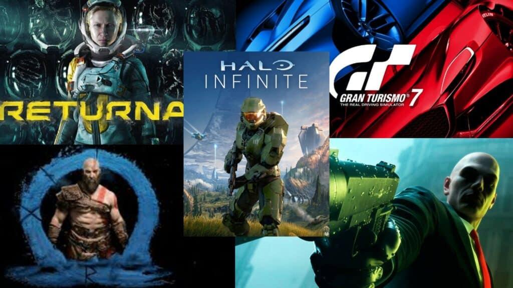 Videojuegos más esperados en el 2021