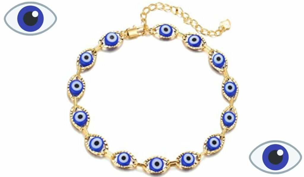 Amuleto de ojo turco Ideal para la protección del mal de ojo