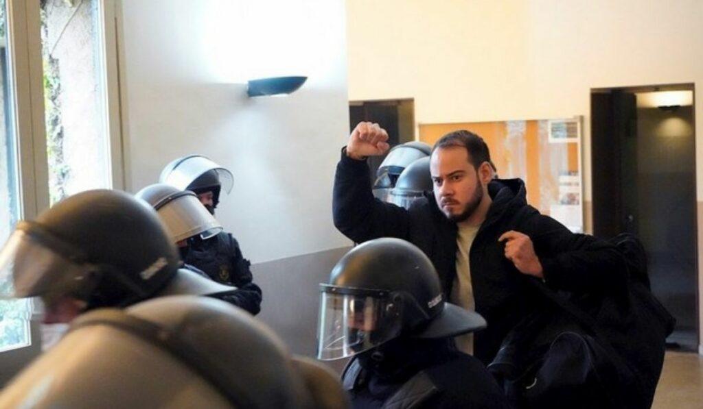 Conmocion en España tras protestas: ¿Quién es Pablo Hasél?