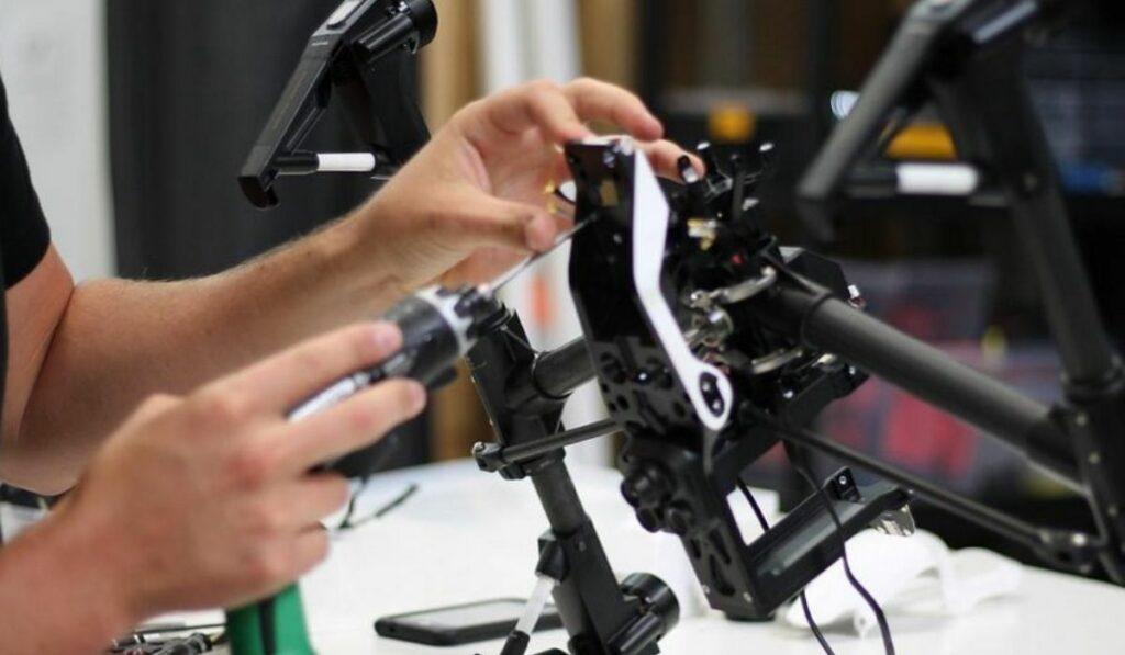 Reparar drones: otra idea de negocio que existe en la actualidad