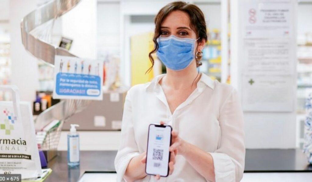 Tarjeta sanitaria virtual: Una tarjeta para el disfrute en Madrid