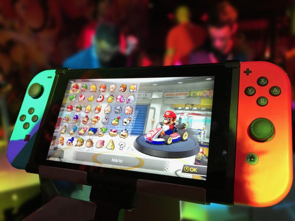 Nintendo Switch Online nuevos juegos
