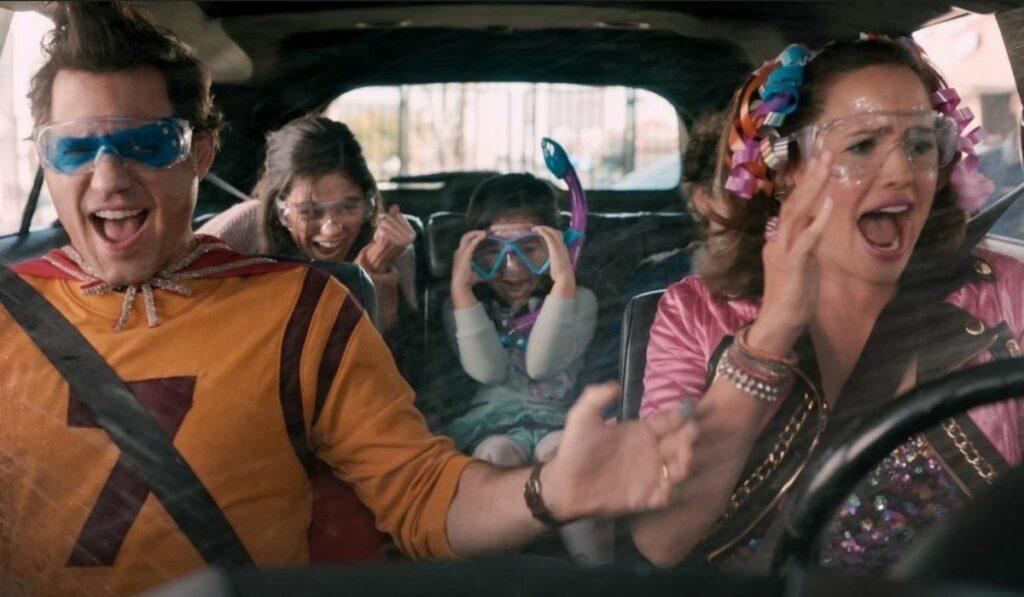 Edgar Ramírez celebra sus 44 años y su película es tendencia en Netflix