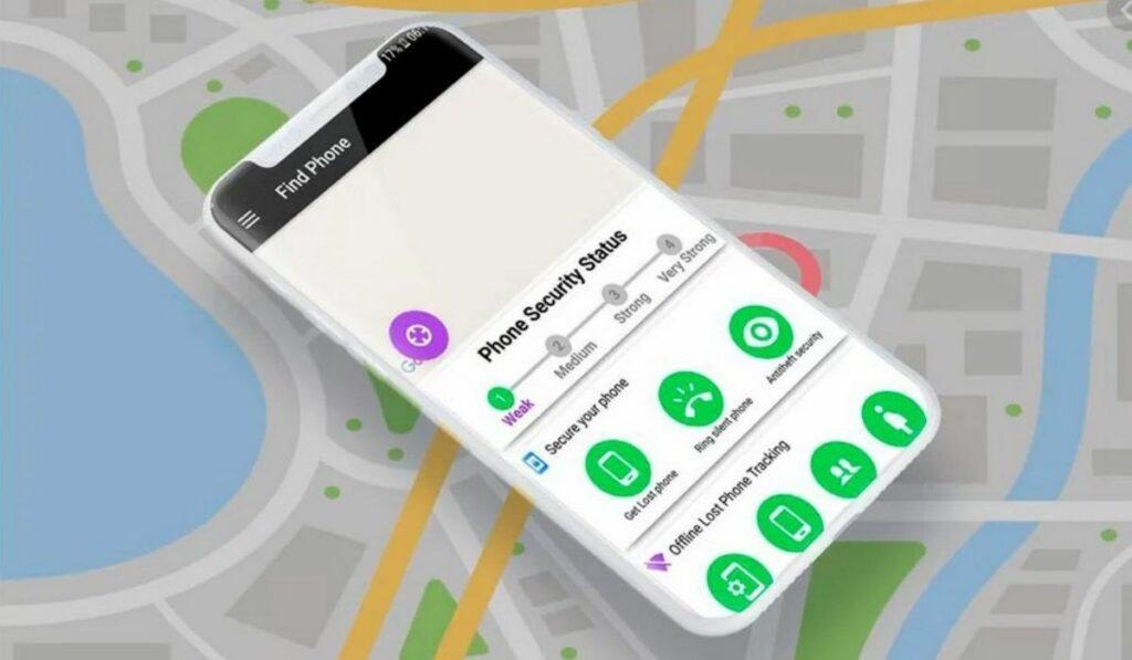 Encontrar mi dispositivo si se pierde con las app de Android
