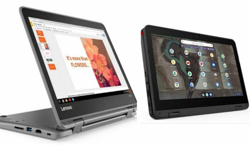 Nuevos equipos portátiles Lenovo ahora más resistentes