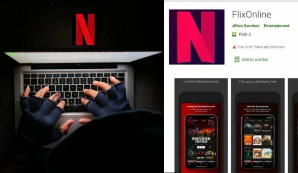 ¡Cuidado! Malware de android se hace pasar por Netflix y usa a WhatsApp