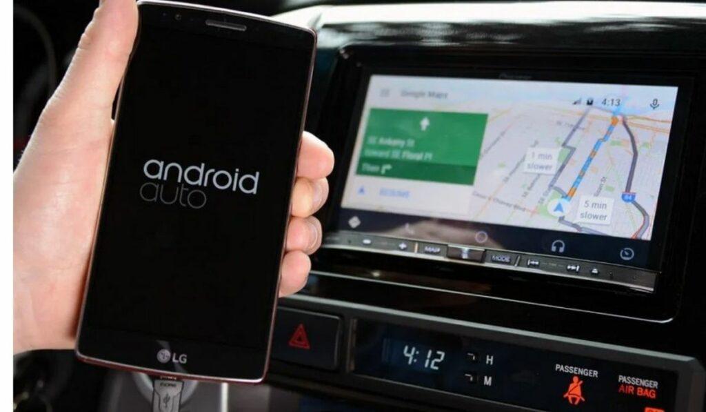 El Android Auto ofrece varias funciones a la hora de conducir