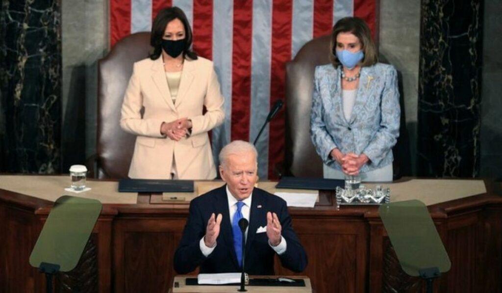 Joe Biden: Llega a sus primeros 100 días y esto es parte de su discurso