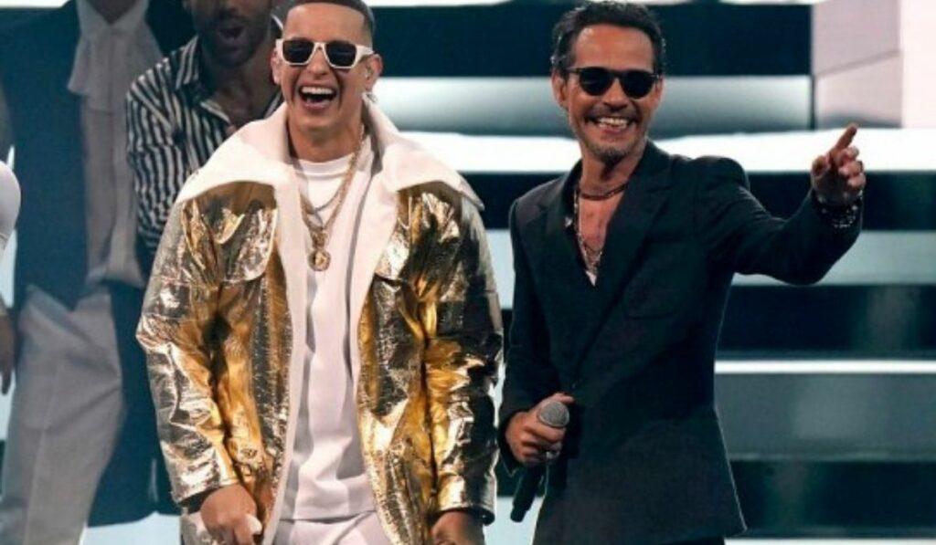 Marc Anthony y Daddy Yankee harán concierto virtual en streaming