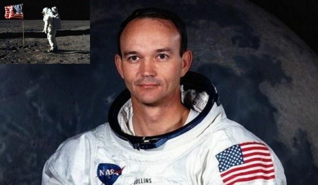 Michael Collins: Fallece astronauta de histórica Mision a la Luna