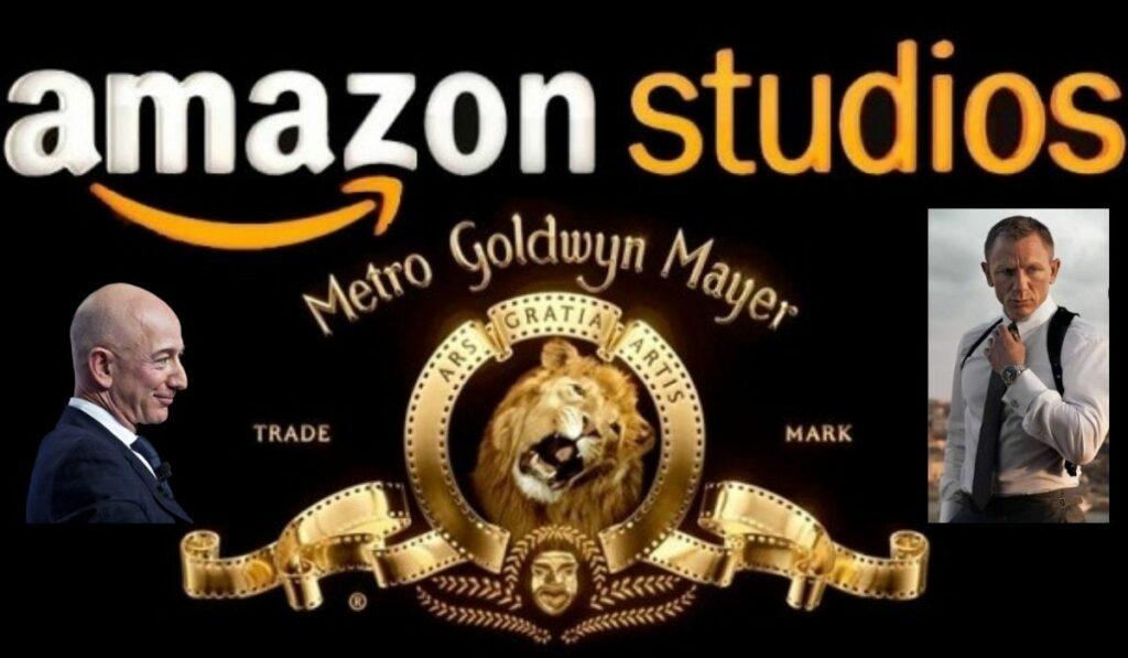 Amazon con MGM buscara convertirse en el streaming más cotizado