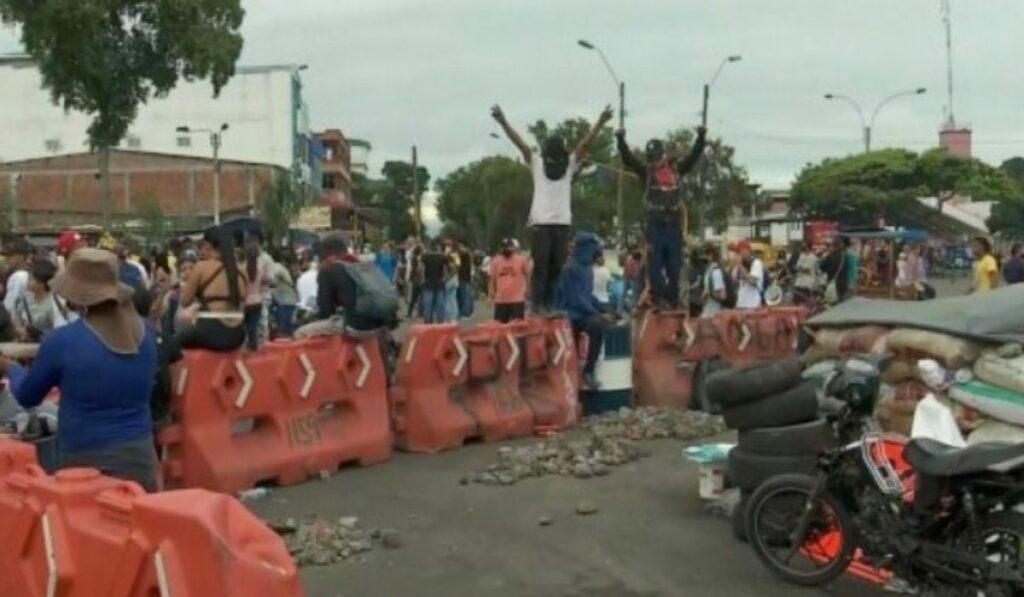 CIDH condena violaciones de DDHH en Colombia tras protestas