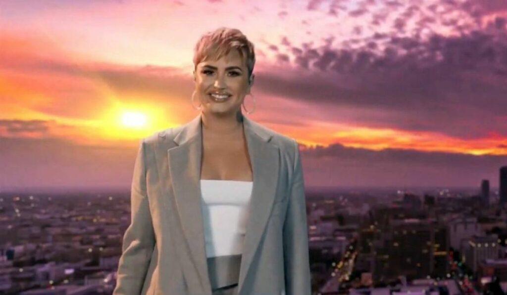 Demi Lovato y otros famosos que se identifican con el género no binario