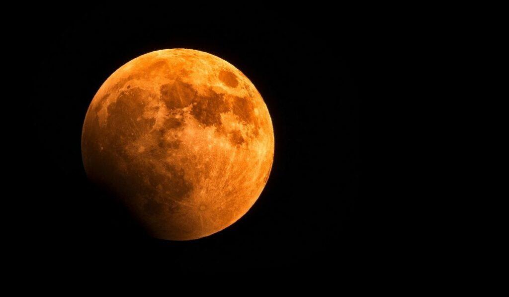 Eclipse total de luna de Sangre será un espectáculo el 26 de Mayo