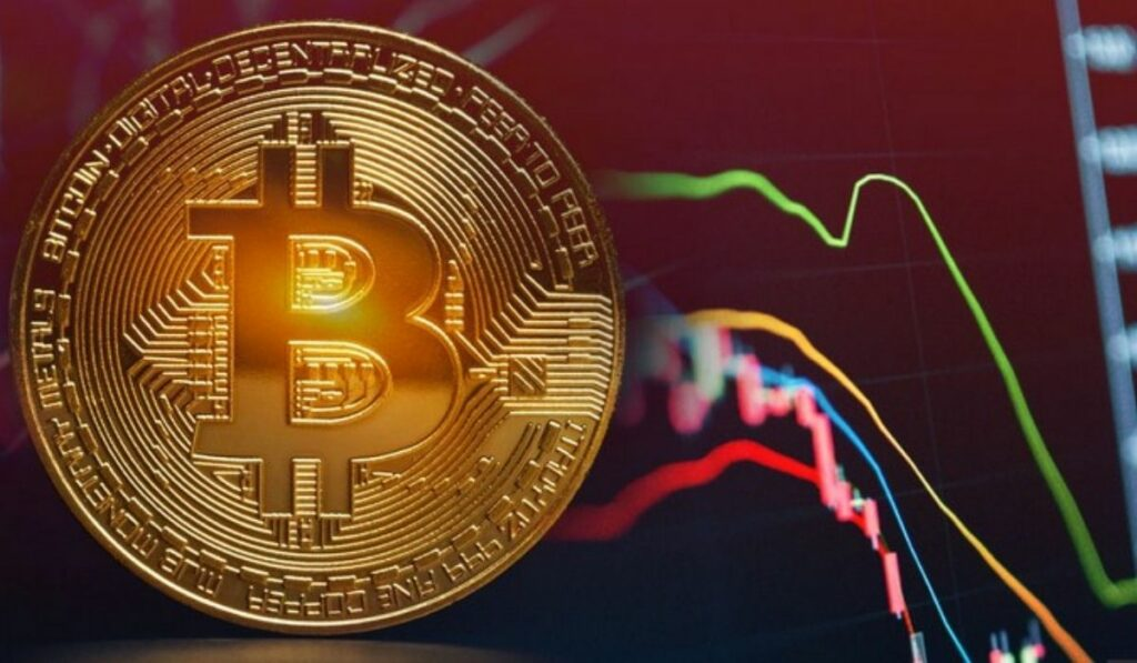 En casi diez años el Bitcoin cayó siendo mayo el peor mes