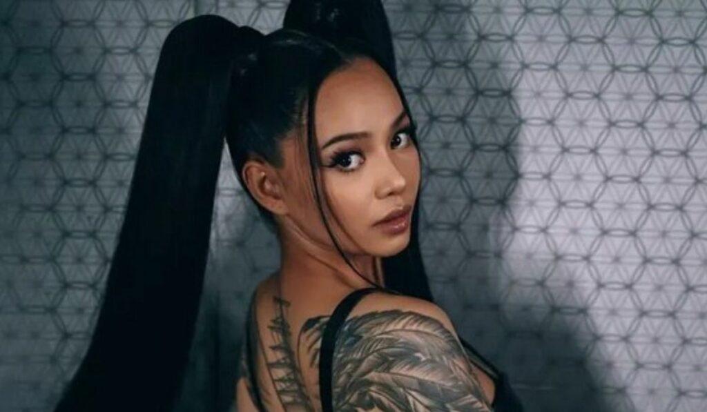Influencer Bella Poarch pasa de ser TikTok a ser cantante