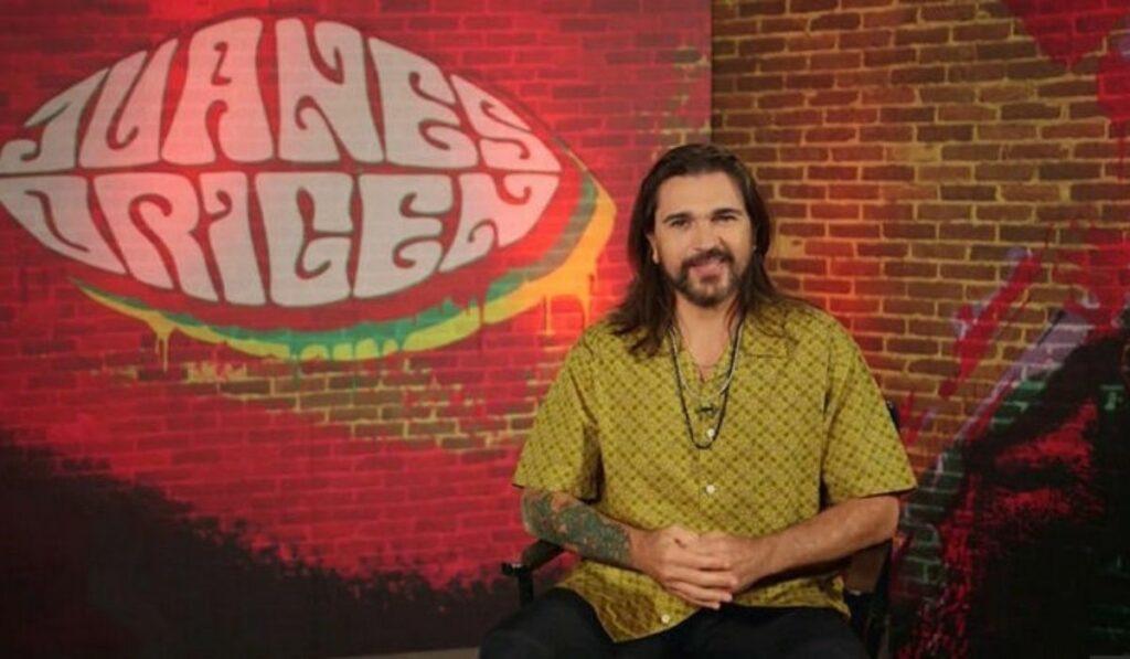 Juanes regresa con su nuevo disco 'Origen' y habla de sus raíces