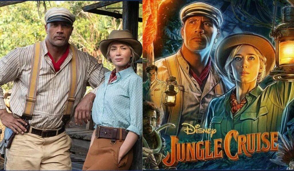 La nueva película de Disney 'Jungle Cruise' tiene tráiler oficial