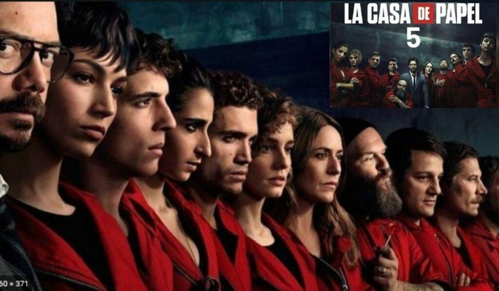 La temporada 5 de 'La Casa de Papel' tiene fecha para este mismo año