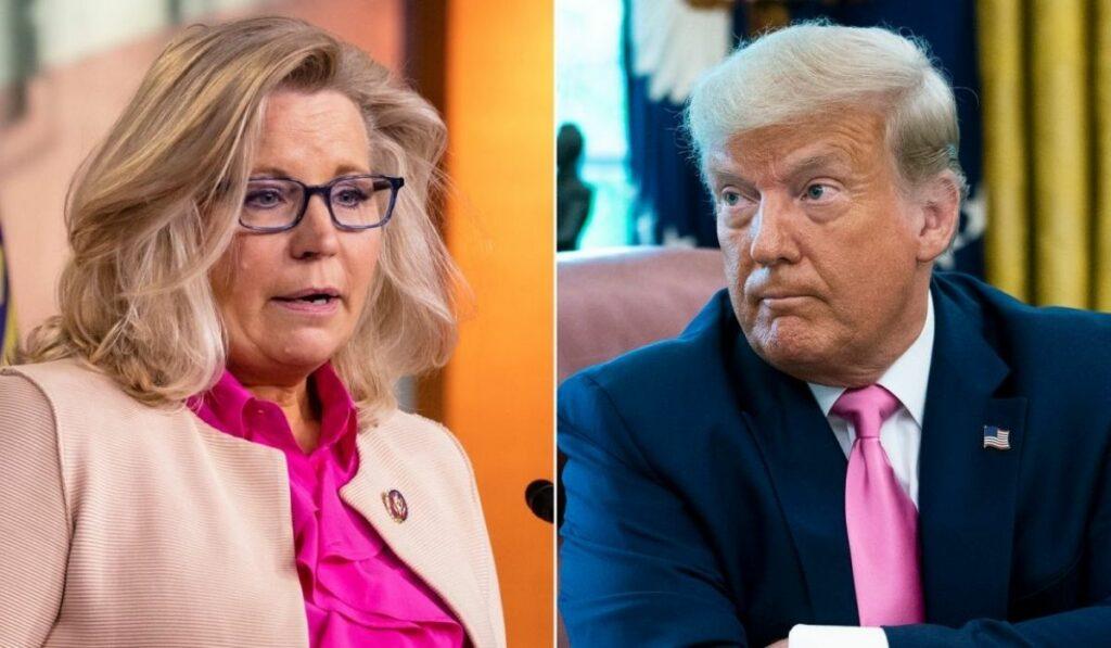 Liz Cheney, congresista del partido republicano critica a Donald Trump