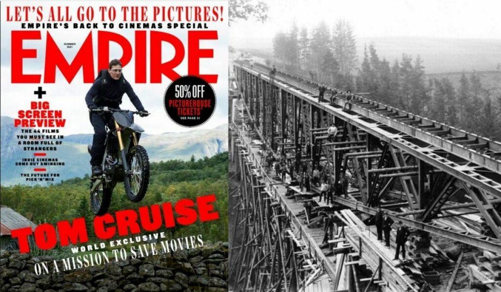 Misión imposible 7 se estrenara en el 2022 con Tom Cruise aún de protagonista
