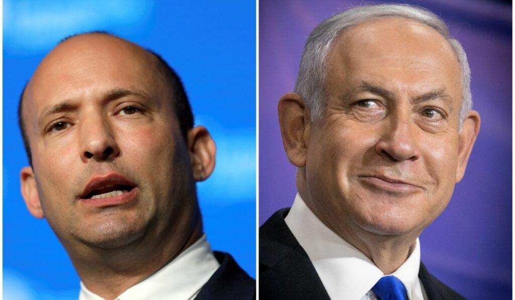 Nuevo movimiento que pretende poner fin al mandato de Benjamín Netanyahu, el primer ministro de Israel