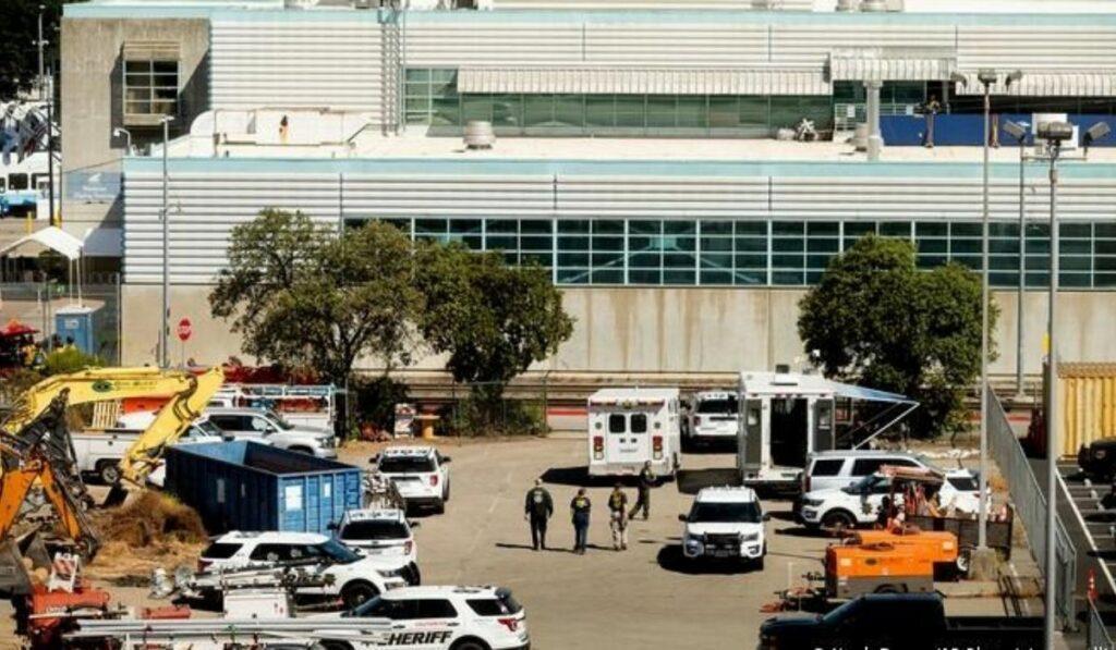 Tiroteo en California deja 8 muertos y atacante luego se suicidó