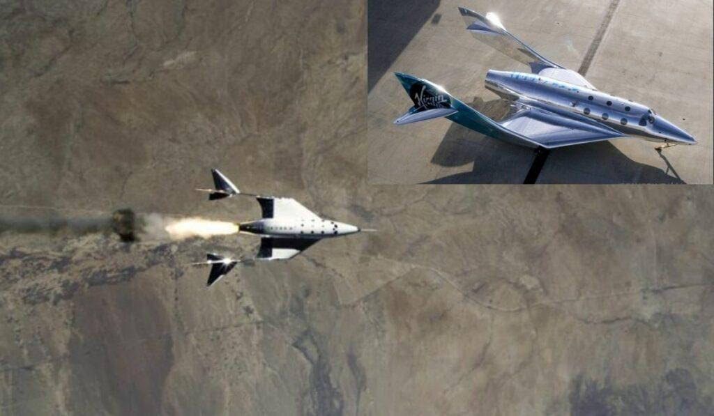 Viajes a la atmosfera de la tierra con Virgin Galactic es casi un hecho