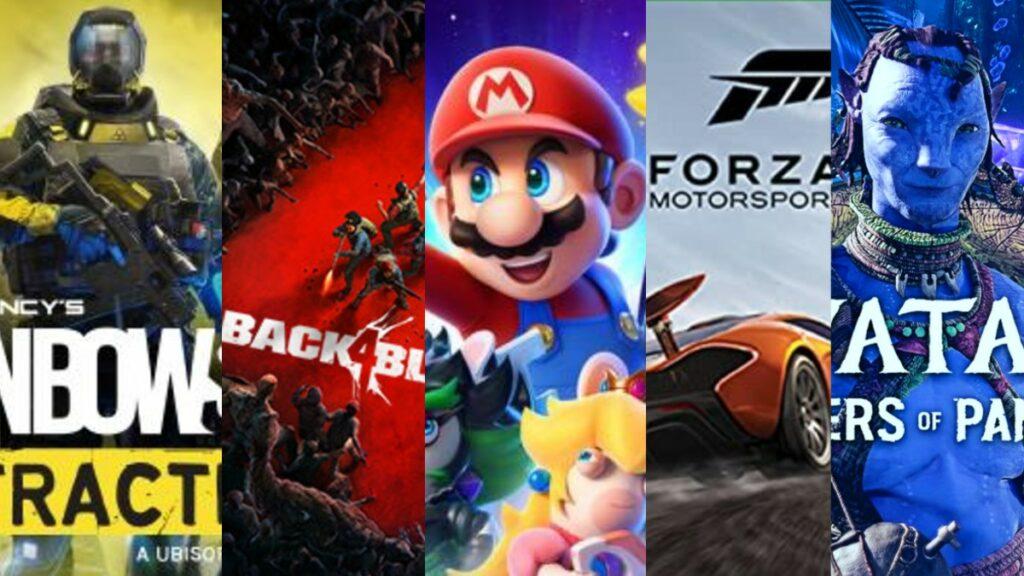 E3 2021- mejores juegos presentados