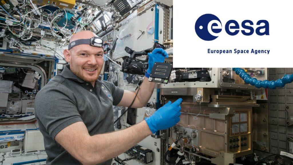 ESA en la búsqueda de nuevos atronautas