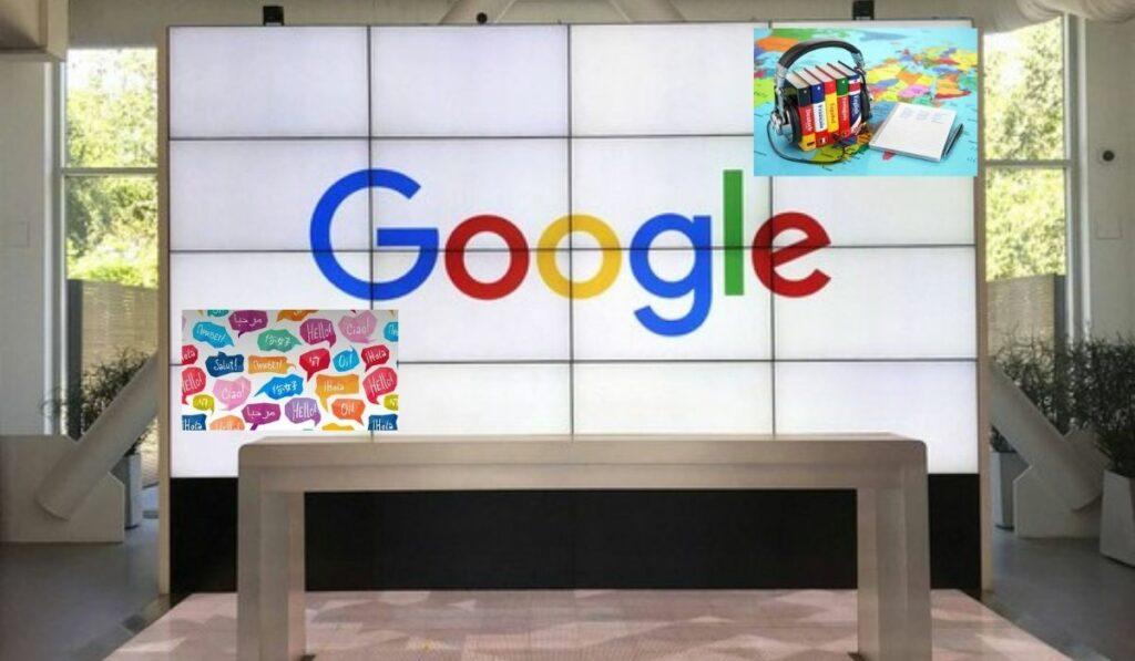 Google Tivoli: Nueva forma para enseñar idiomas con inteligencia artificial