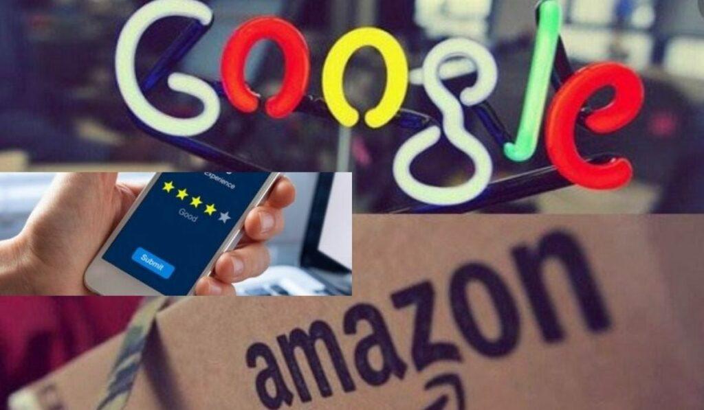 Sigue la polémica de reseñas falsas en Google y Amazon en Reino Unido