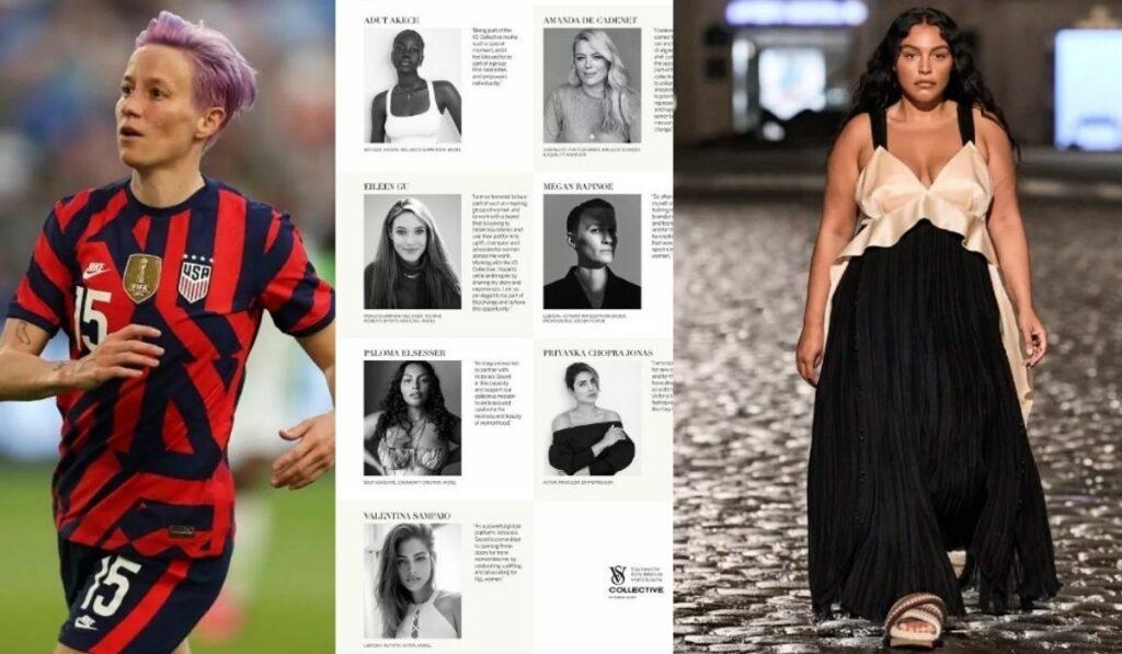 Victoria Secret El cambio 360 para colocar activistas en vez de ángeles