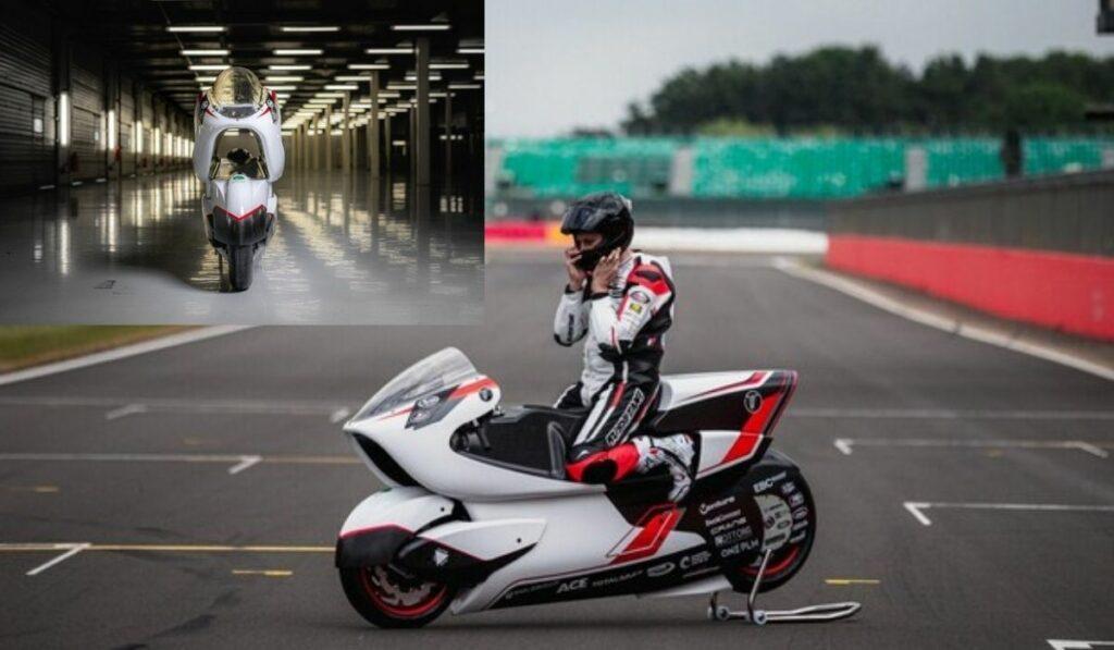 White Motorcycle Concepts: Moto eléctrica más rápida del mundo