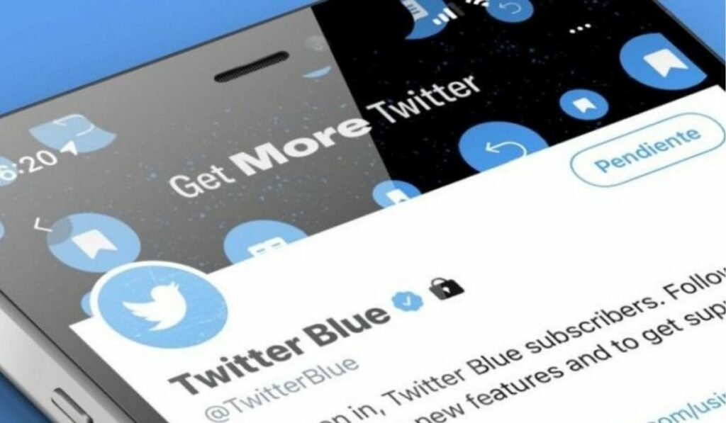 Ya está disponible la anhelada 'Twitter Blue' la versión de pago