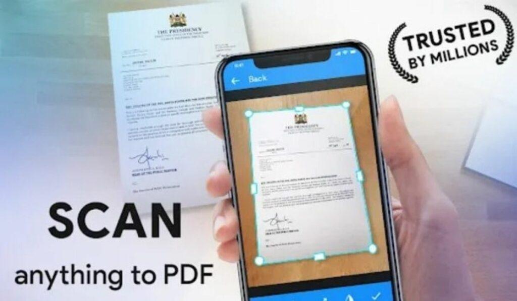 Aplicaciones de escaneo: Apps para escanear documentos en Android