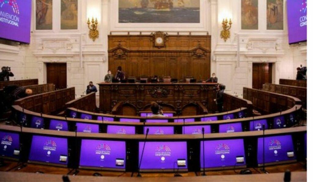 Inicio la redacción de la nueva Constitución en Chile
