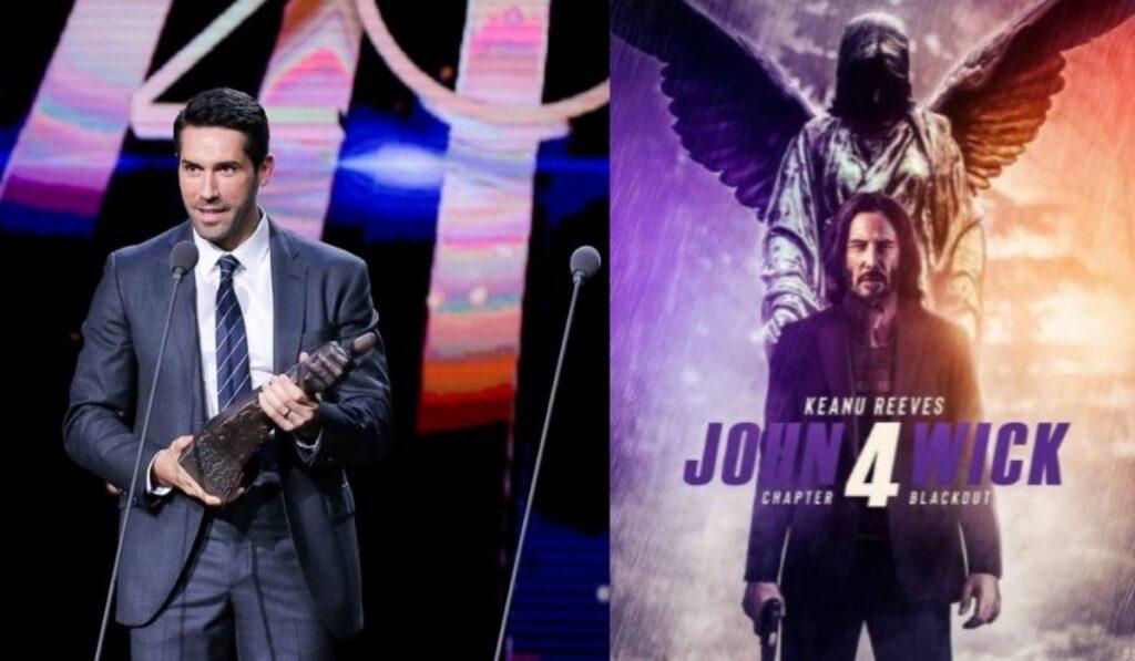 John Wick 4 El actor Scott Adkins posible fichaje para dar pura acción