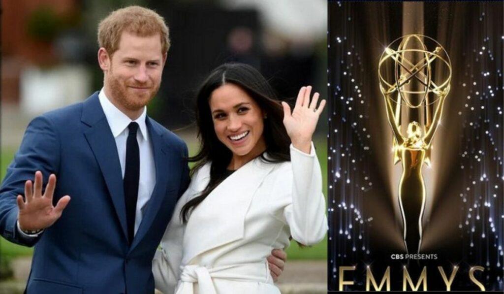 Meghan Markle y el Príncipe Harry son nominados a los Emmys