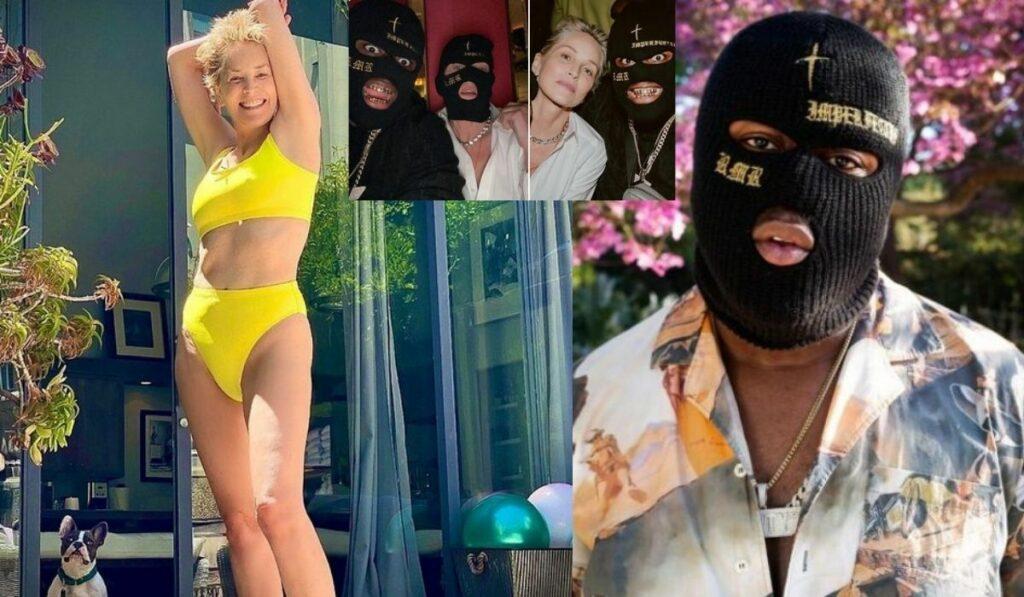 Sharon Stone de 63 años tiene nueva pareja el rapero de 38 RMP