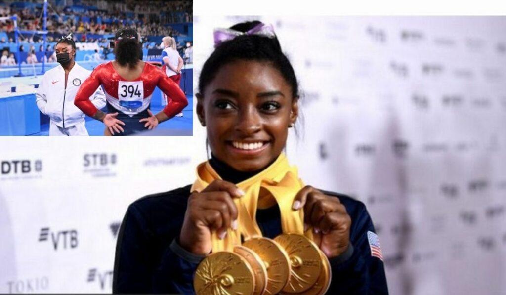 Simone Biles: Razones de porque el mundo admira la decisión de la atleta