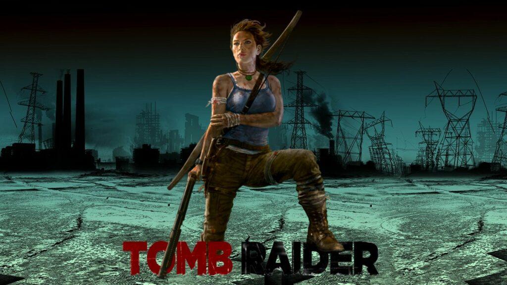 Tomb Raider Arcade, una recreativa de disparos