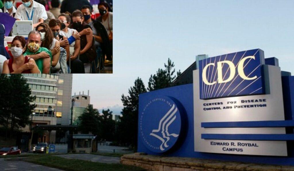 Variante delta es transmitida por vacunados según documento CDC