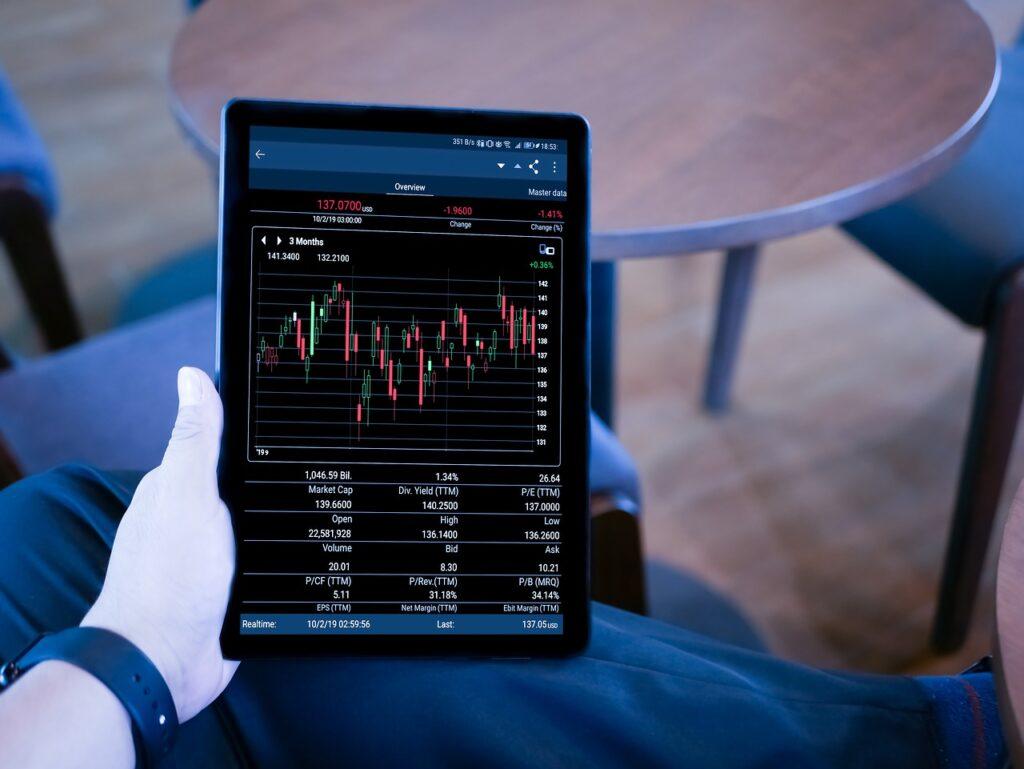comercio de acciones en linea para inversiones