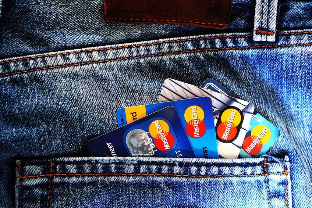bandas magnéticas de las tarjetas MasterCard