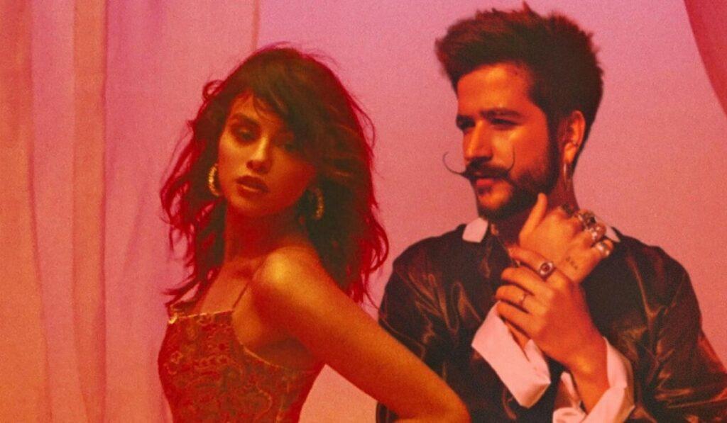 Camilo y Selena Gómez sacan su nuevo tema con videoclip 999
