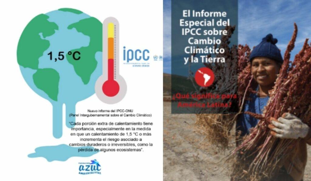 Científicos adscritos a la ONU señalan que la crisis climática extrema hace estragos en el mundo