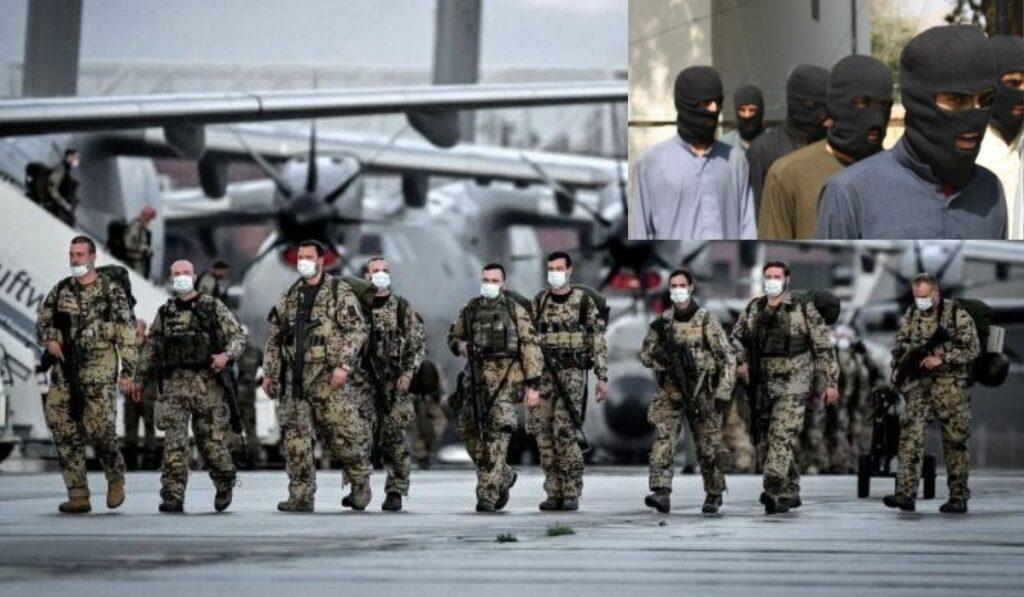EEUU en respuesta a muertes de soldados realizo ataque aéreo contra ISIS