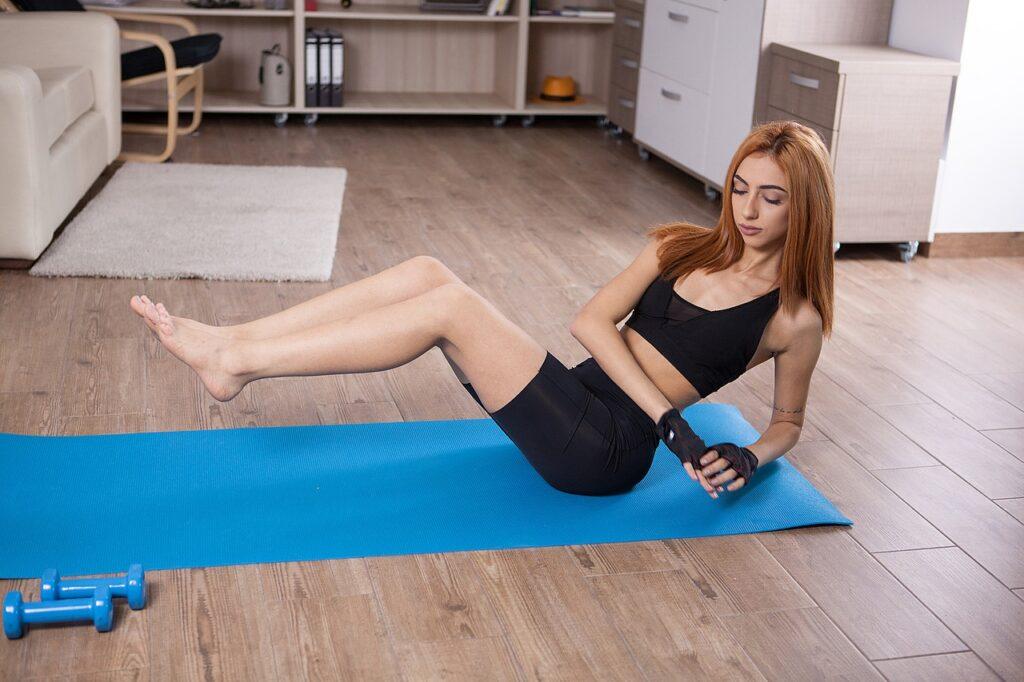 tecnológicas para hacer ejercicios en el hogar