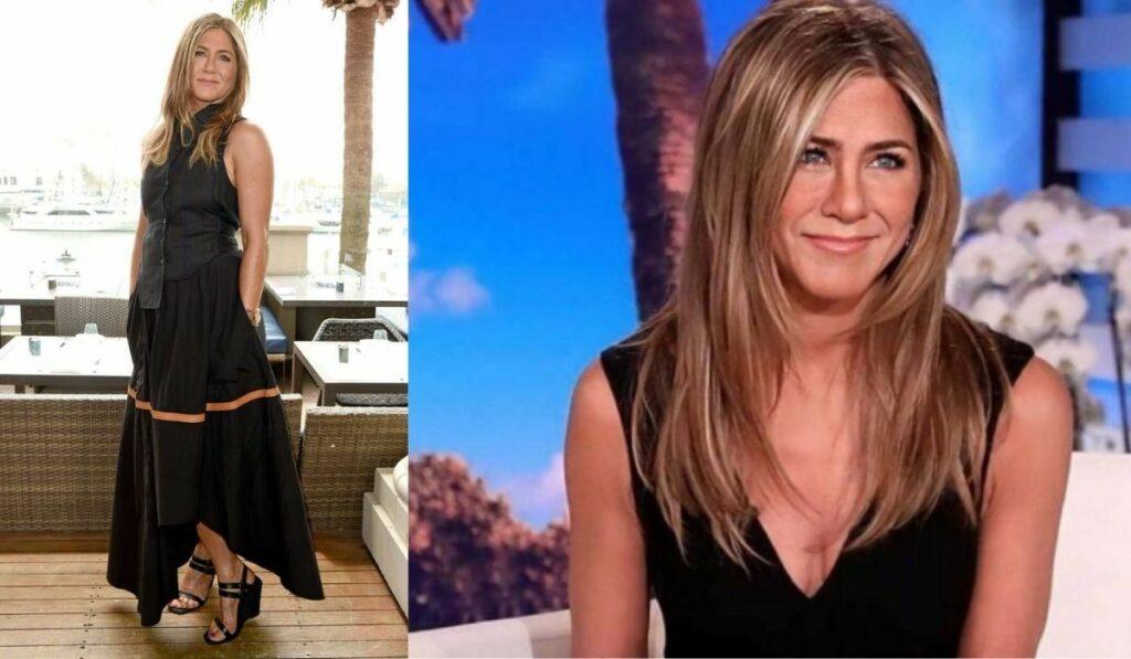 Jennifer Aniston corta relación con amigos que no están vacunados